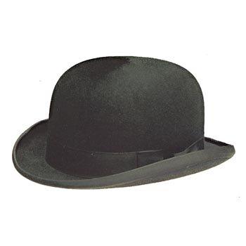 The Bowler. Liksom andra attribut helt oväsentlig för gentlemannen.