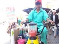 Cykla en smoothie