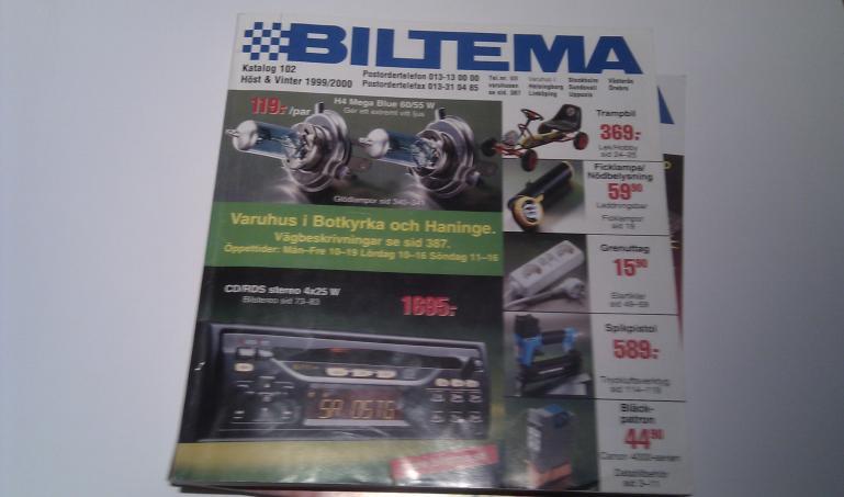Välkända 330 procent dyrare motorolja på Biltema – Robert Hultman CD-98